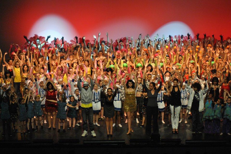 Final spectacle 2012 au Cadran