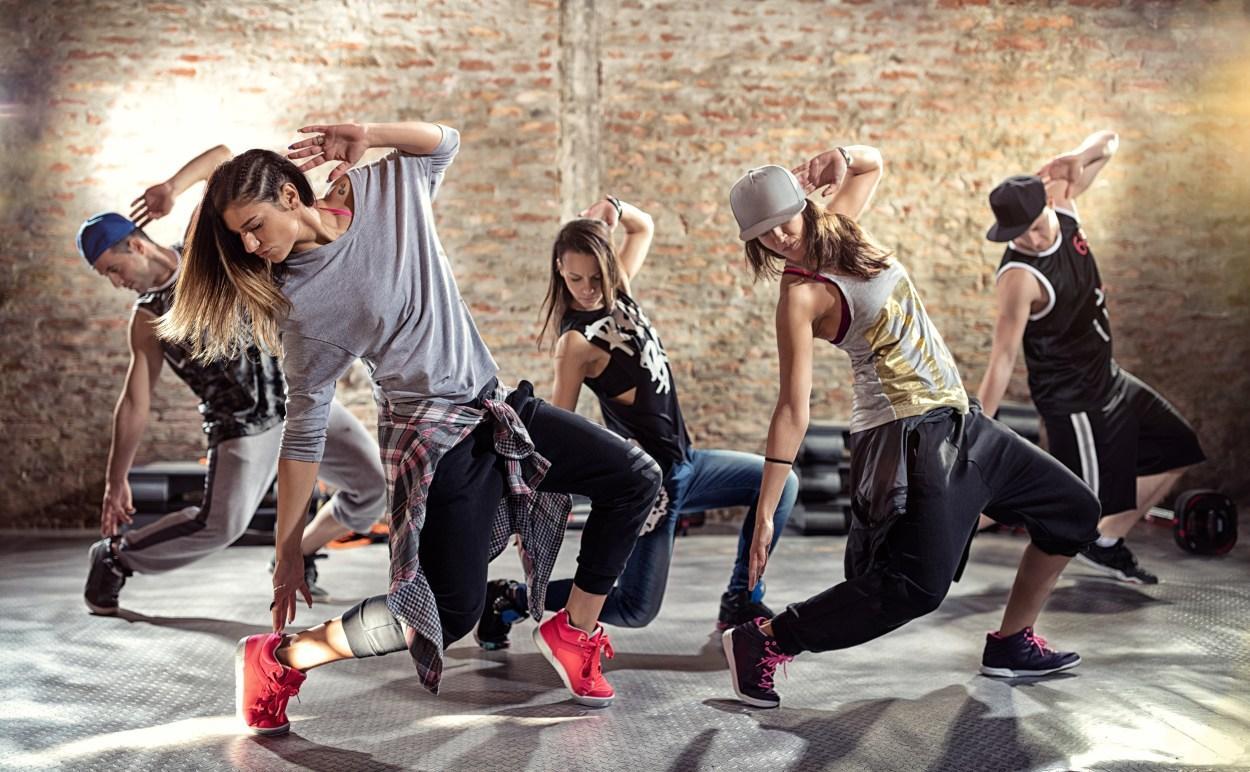 Danse hip hop new style 2